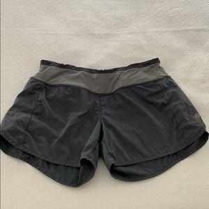 Lululemon runspeed shorts